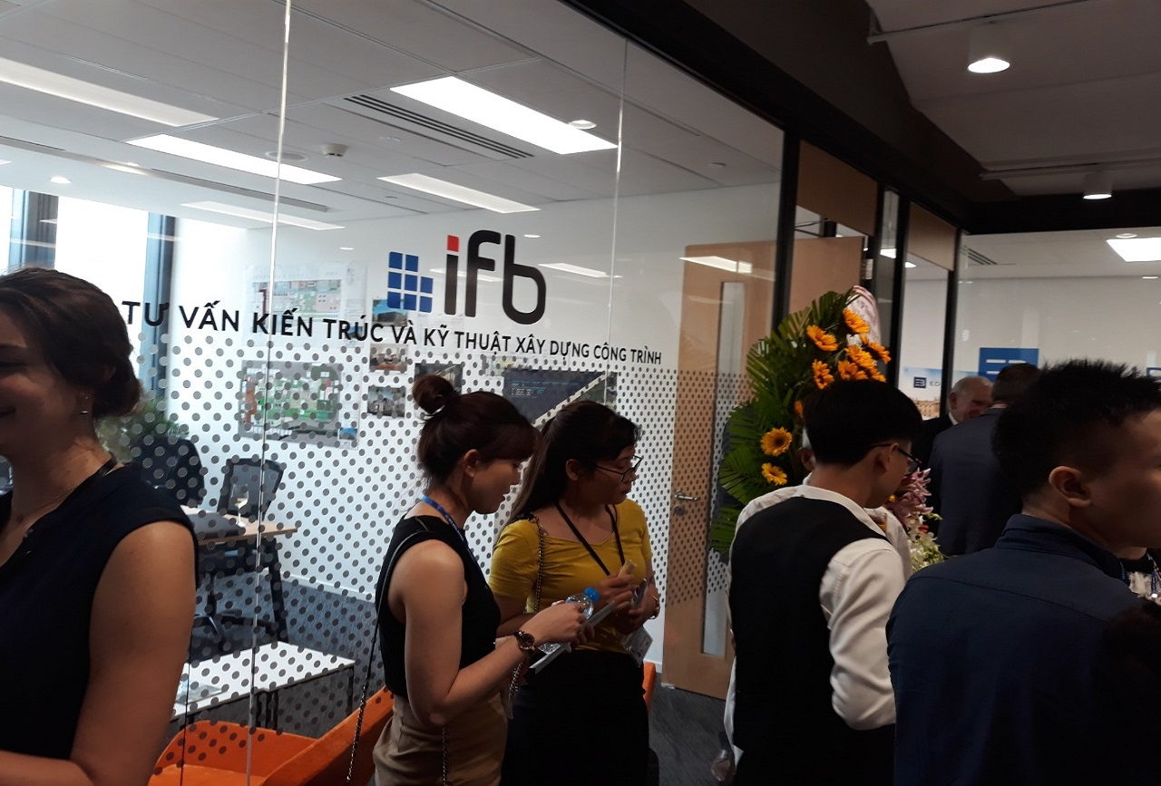 Chúc mừng IFB lập Văn phòng đại diện tại Việt Nam