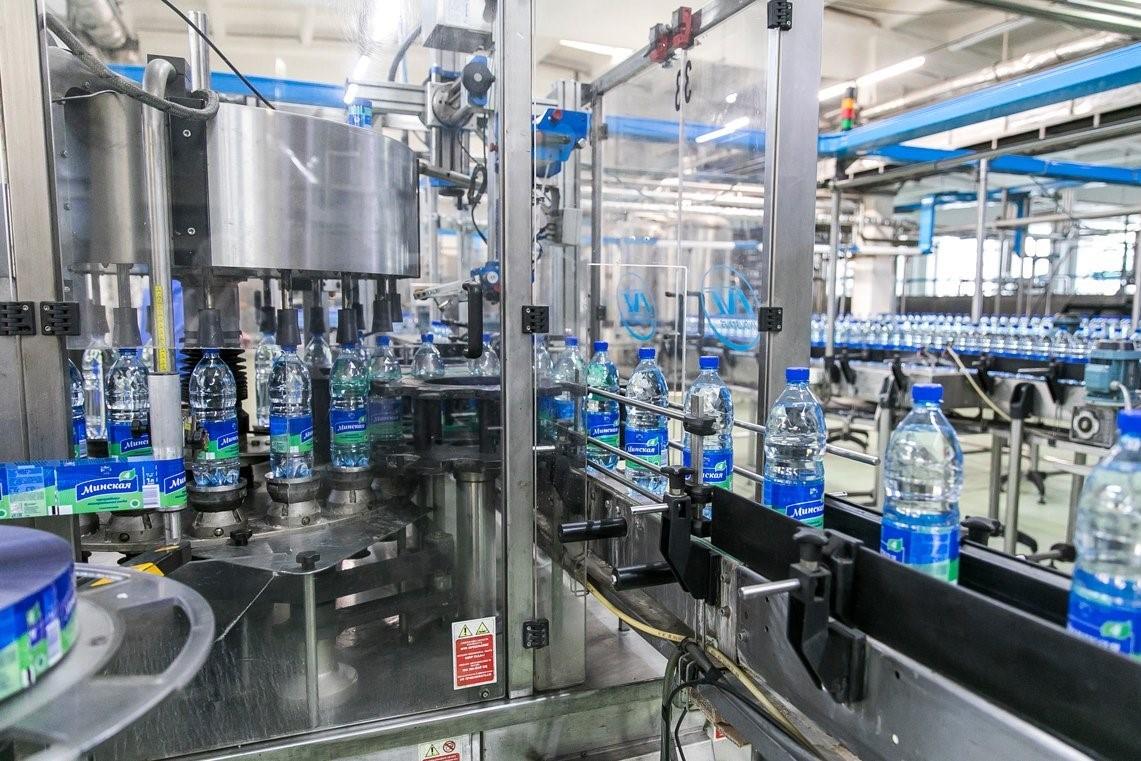 Phòng sạch sản xuất đồ uống