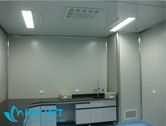 Phòng thí nghiệm nghiên cứu tài nguyên sinh vật - Bệnh viện Đồng Tế
