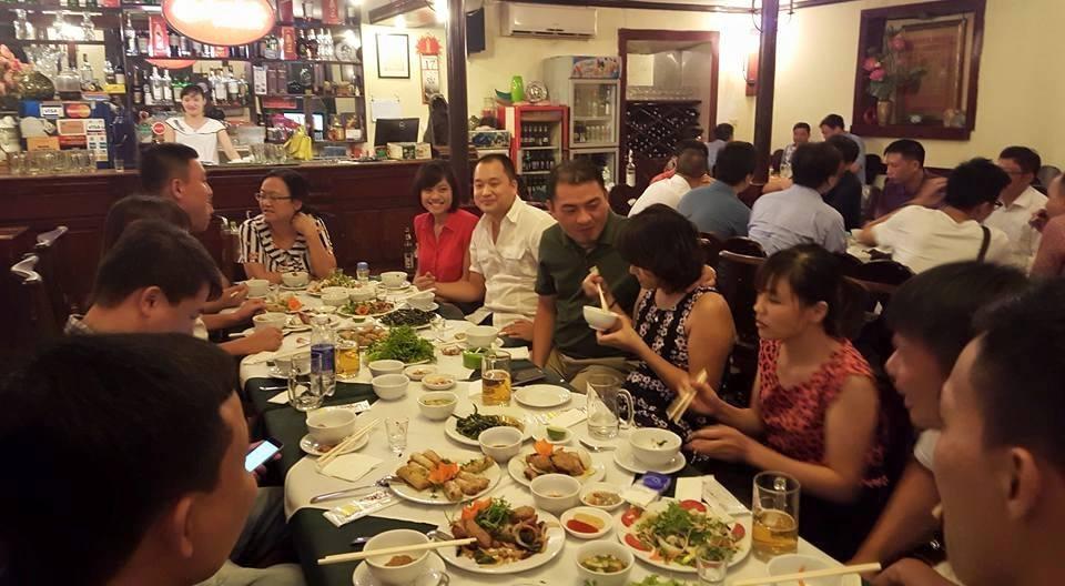 Sinh nhật Hoa Việt 17.7.2015
