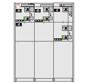 tủ trung thế 24 KV CCF