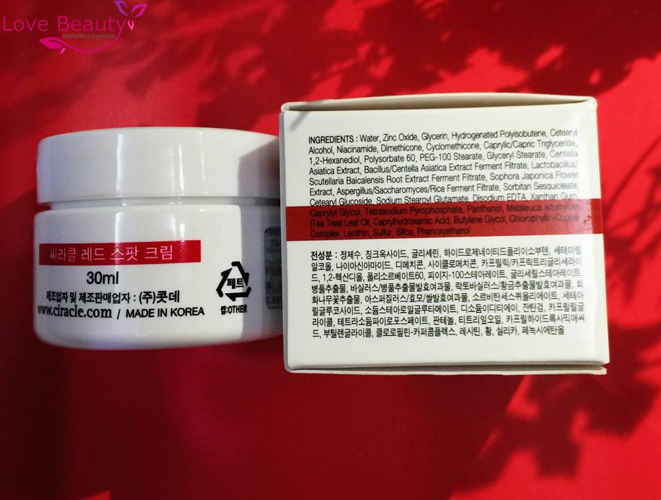 kem-tri-tham-mun-Red-Spot-Healing-Cream-Ciracle-3