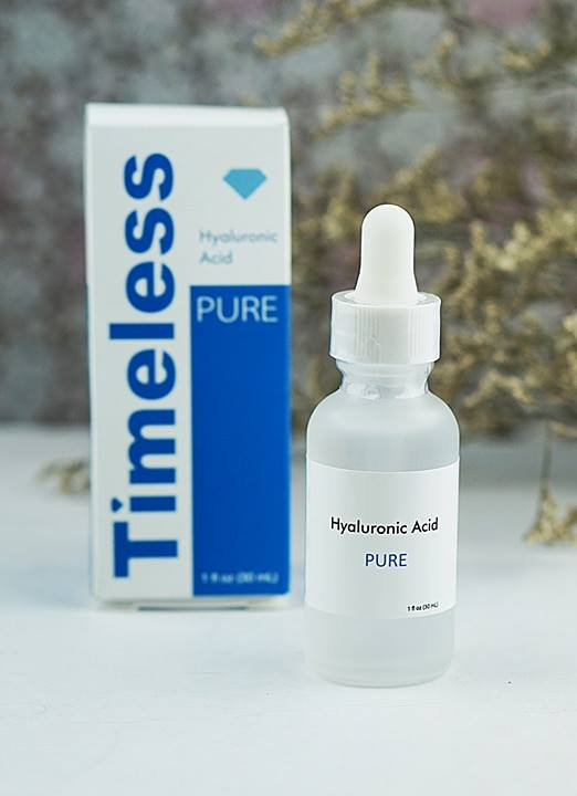Serum timeless hyluronic acid