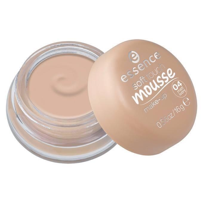 Phấn tươi Đức Essence soft touch Mousse Make-up