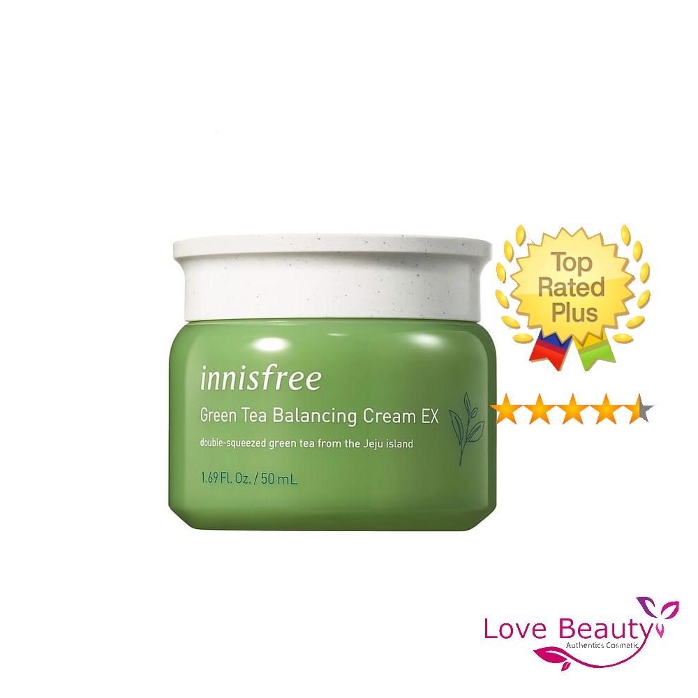 Green Tea Balancing Cream