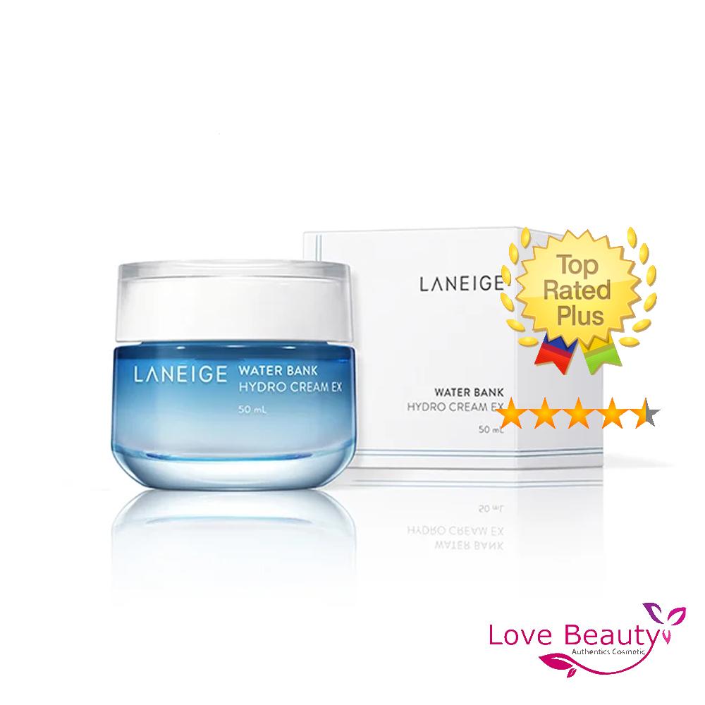 Kem dưỡng ẩm Laneige cho da hỗn hợp Water Bank Gel Cream EX