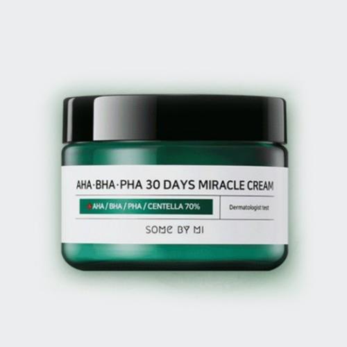 Kem trị mụn Some By Mi AHA-BHA-PHA 30 Days Miracle Cream
