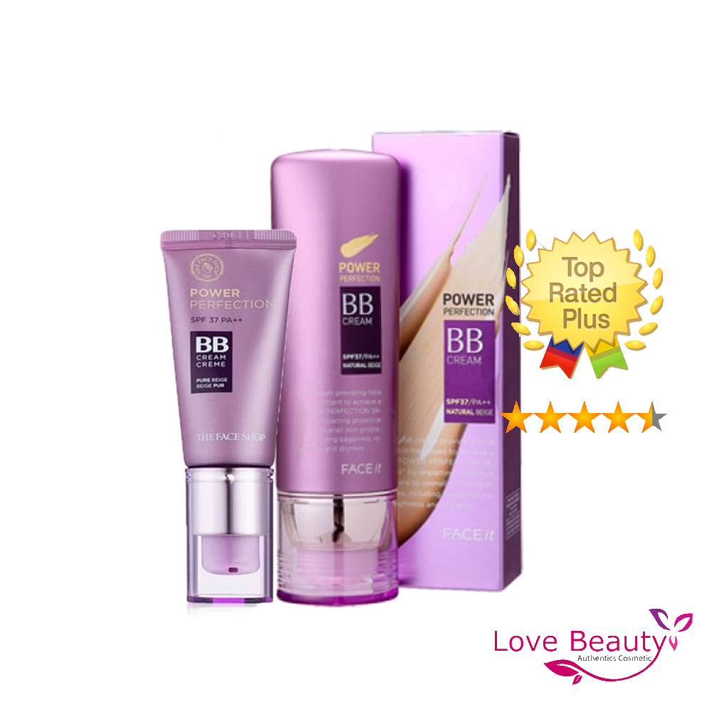 BB Cream The Face Shop Power Perfection