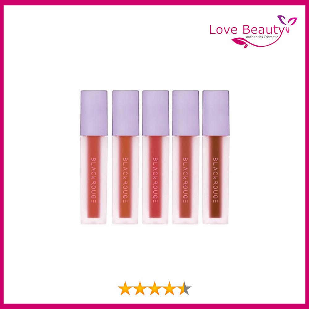 [Ver 1-2-3-4] Son Kem Black Rouge Air Fit Velvet Tint