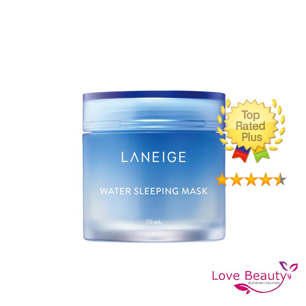 Water Sleeping Mask mặt nạ ngủ cấp nước của Laneige
