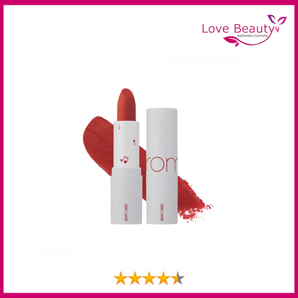 Son Thỏi Romand Zero Layer Lipstick