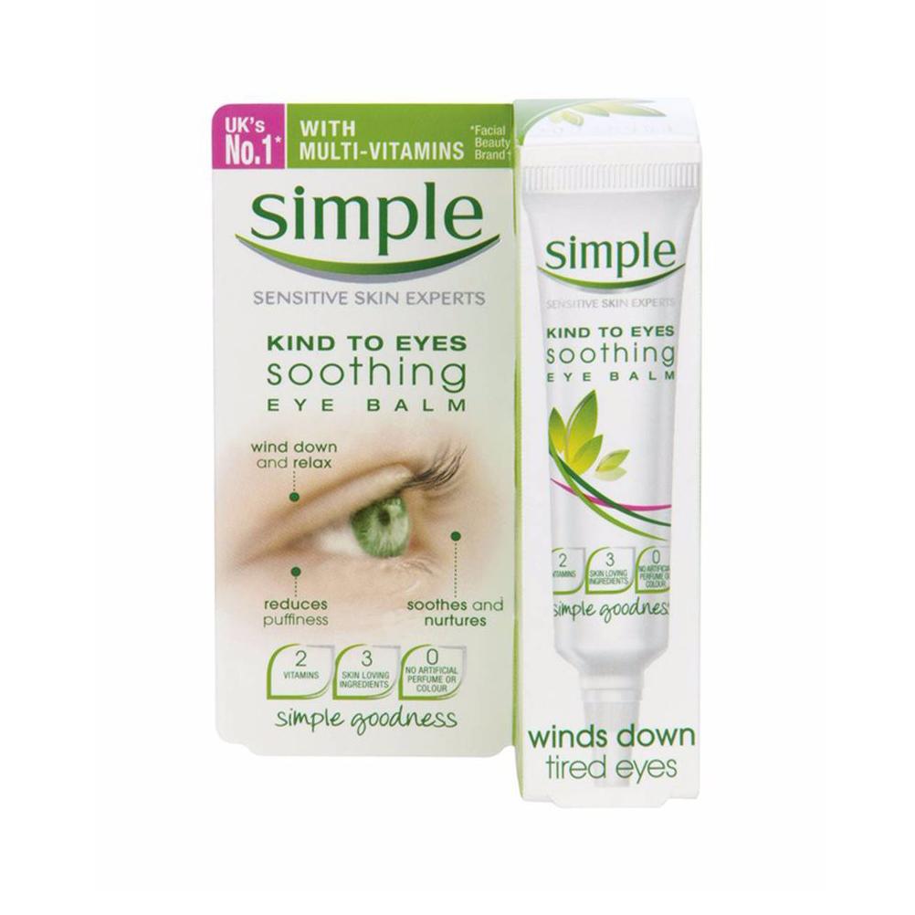 Kem mắt Simple