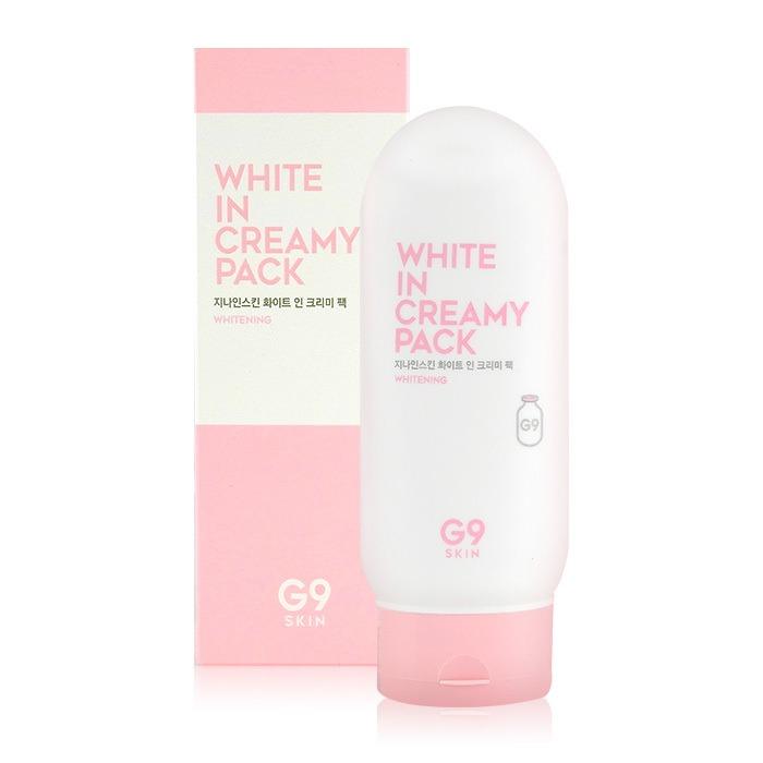 Kem Tắm Trắng G9 Skin White In Cream Pack