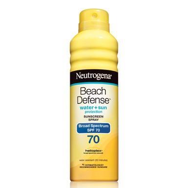 Xịt chống nắng Neutrogena spf70