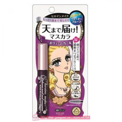 MASCARA ISEHAN KISS ME HEROINE MAKE LONG AND CURL