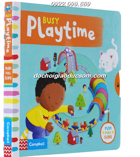 BUSY BOOK Busy playtime giá rẻ