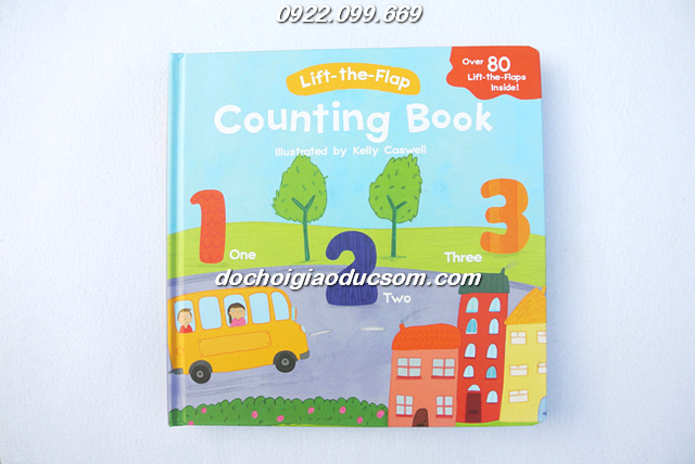 Counting book Sunflower giá rẻ