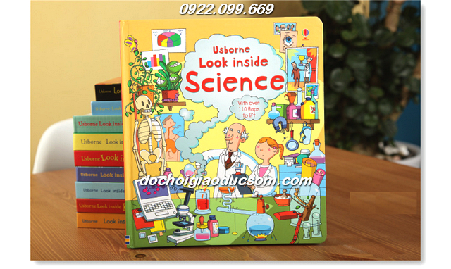 Look inside SCIENCE giá rẻ