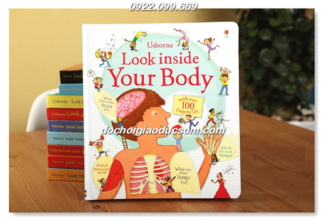 Look inside your body giá rẻ