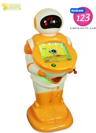 MÁY GAME THÙNG BẮN BI ROBOT