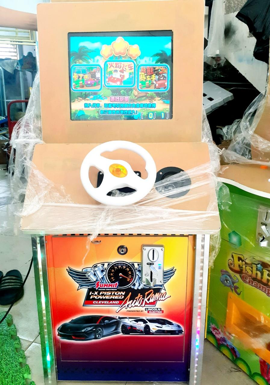 Máy Game Thùng Lái Xe Mini (Hàng Việt Nam)