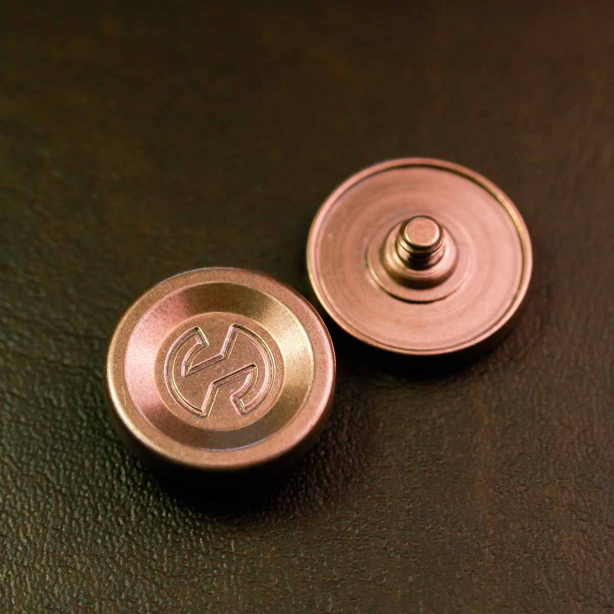 Copper MF buttons set of Hyperstone