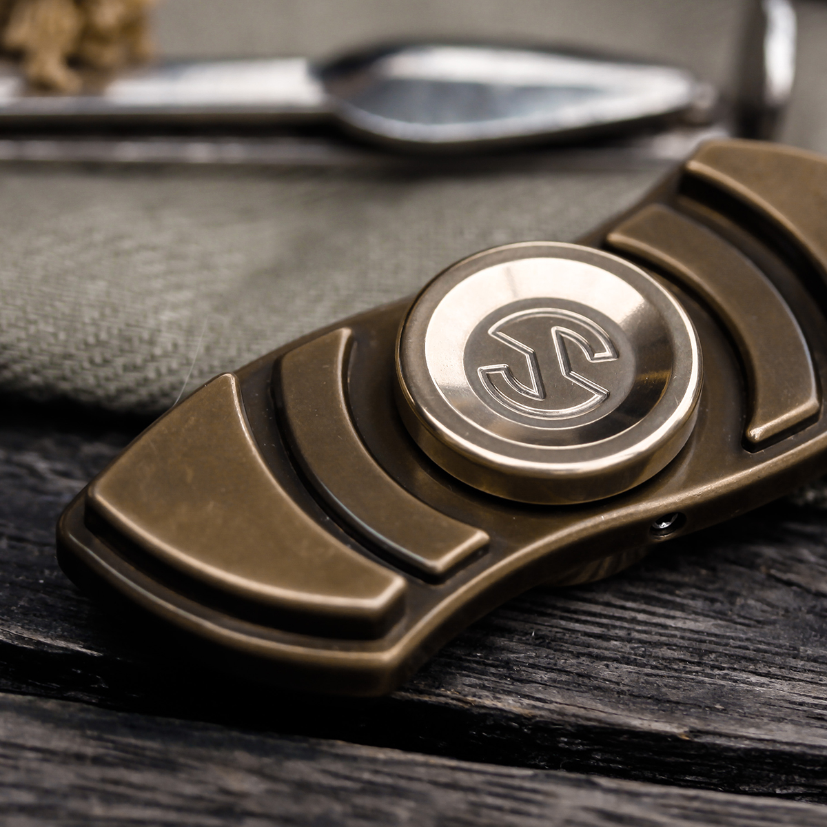 Brass Hyperstone MPF Vintage Limited Edition