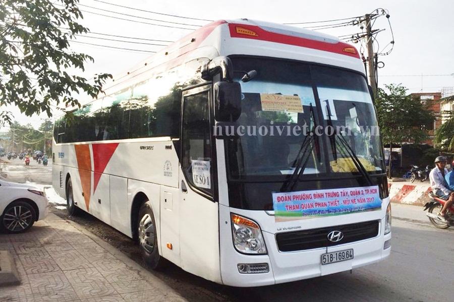 Thuê xe du lịch Quận Phú Nhuận
