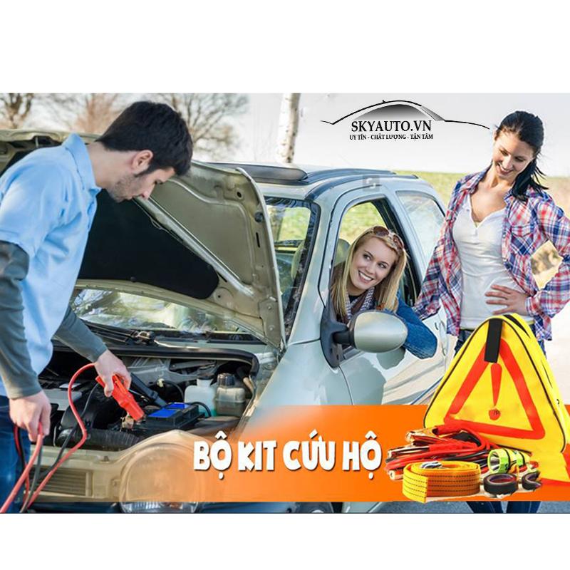 bộ kít cứu hộ ô tô