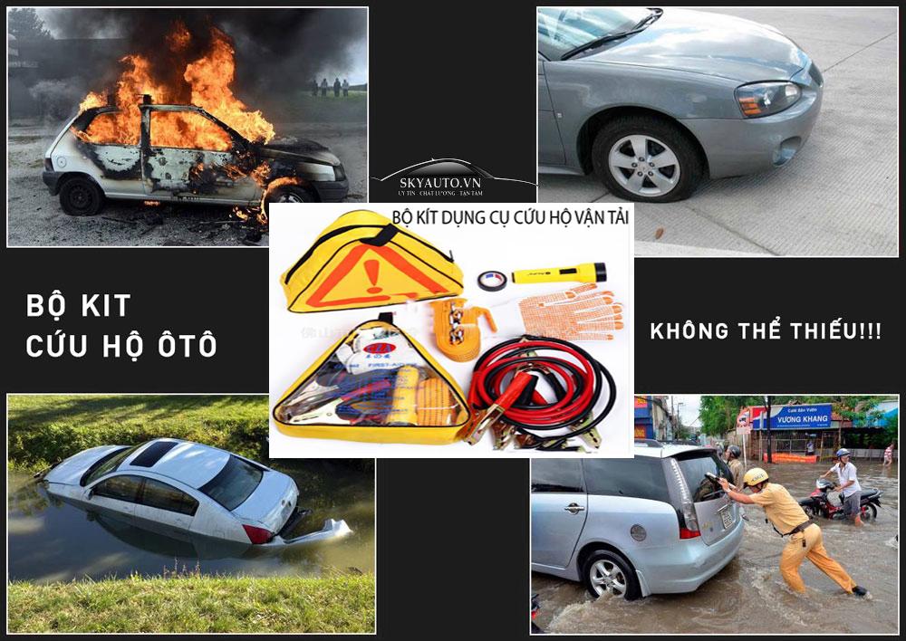 cứu hộ xe hơi