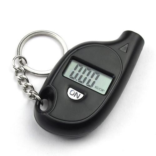 Móc khóa đo áp suất