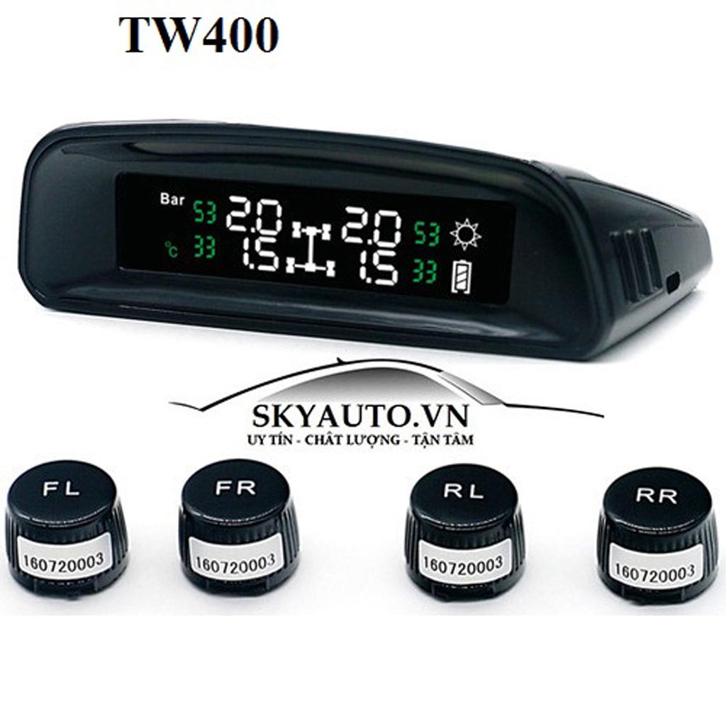 Cảm biến áp suất lốp van ngoài Skyauto TW400