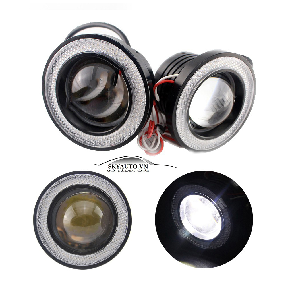 Đèn Led - DRL bi gầm lồi loại đặc biệt - F026