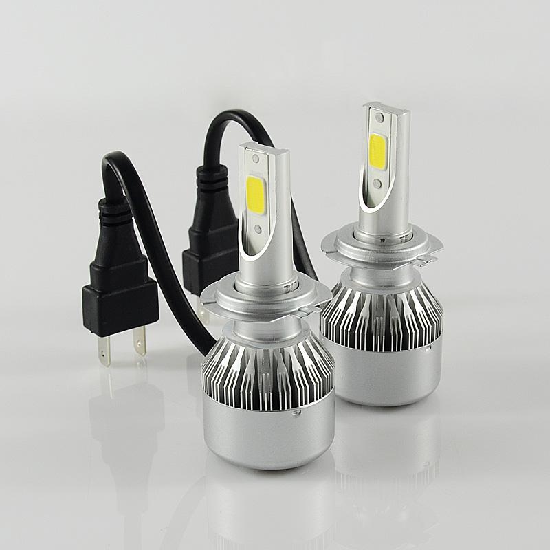 Bóng đèn pha Lumiled C6 siêu sáng