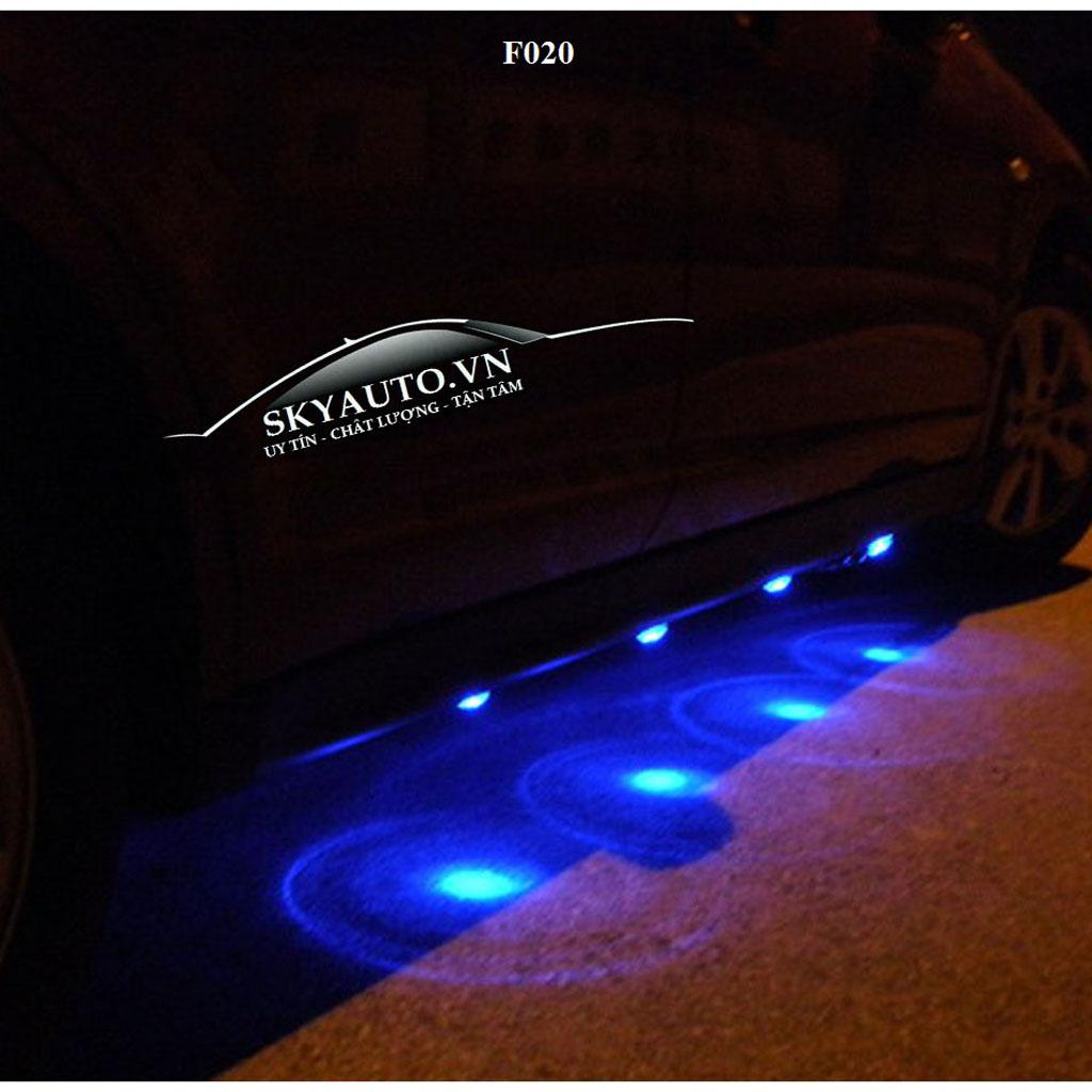 Đèn Led ngoại thất xe hơi - 8 bóng