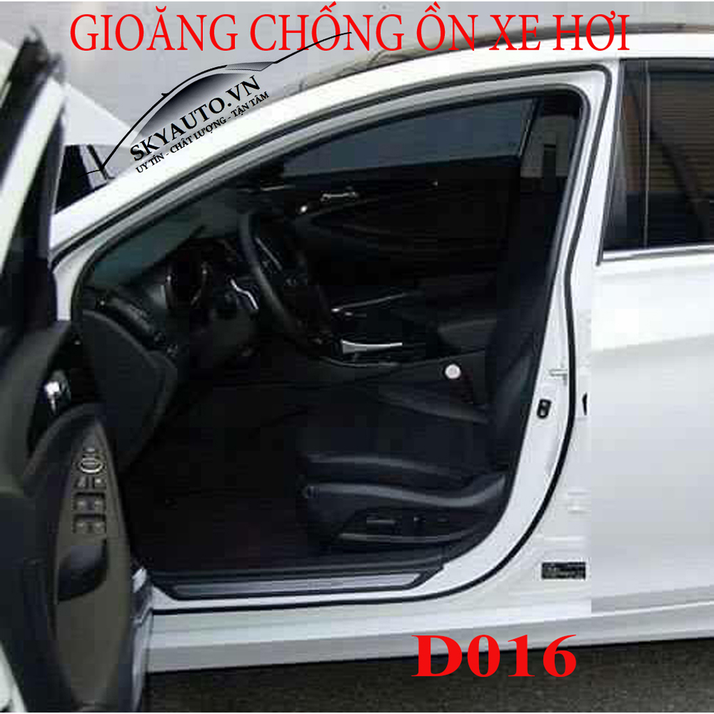 GIOĂNG CAO SU CHỐNG ỒN