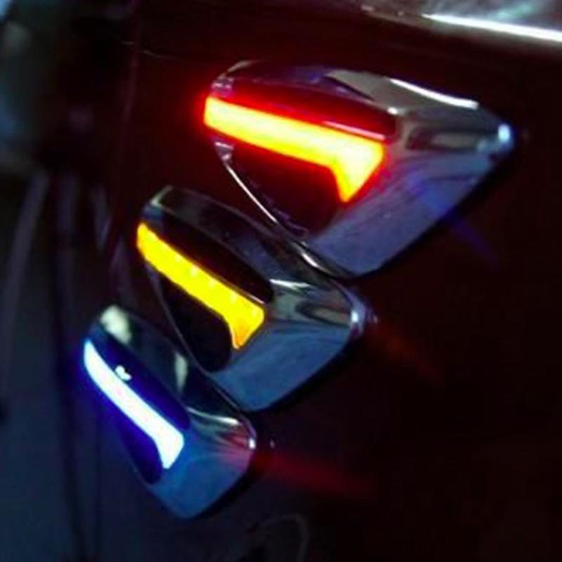 Đèn Led hốc gió sườn xe hơi cao cấp - DC12V