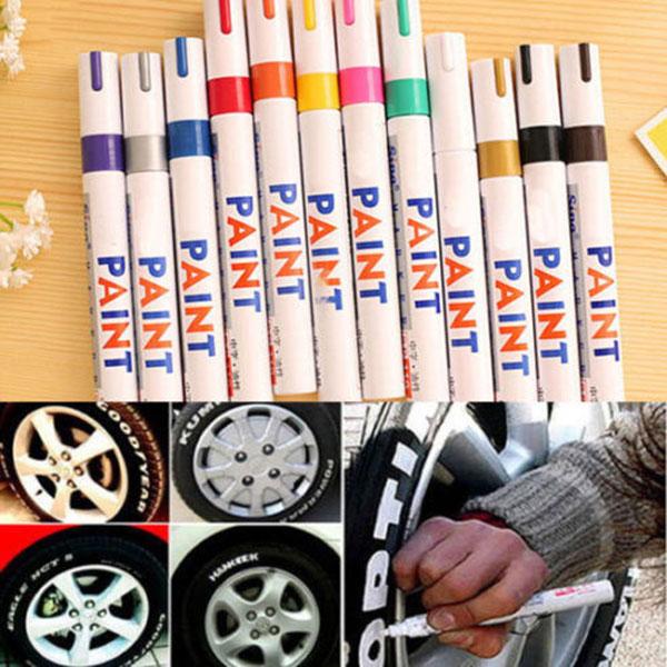 Bút vẽ lốp ô tô