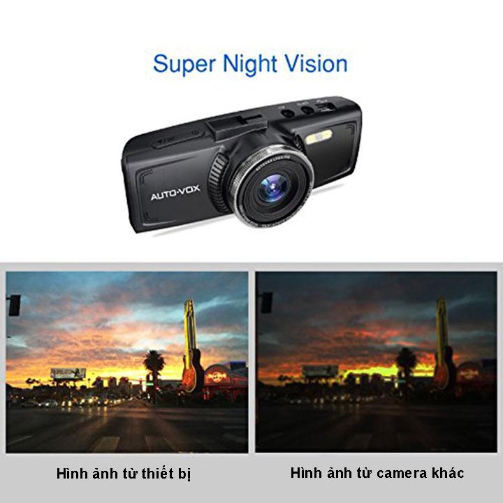 Camera hành trình màn hình 2.7 inch