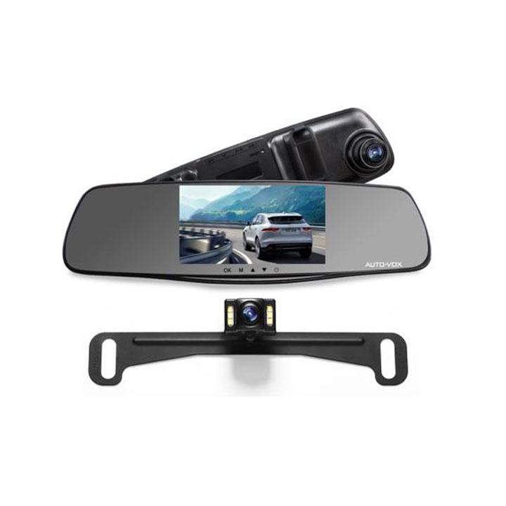 Camera tích hợp trên gương