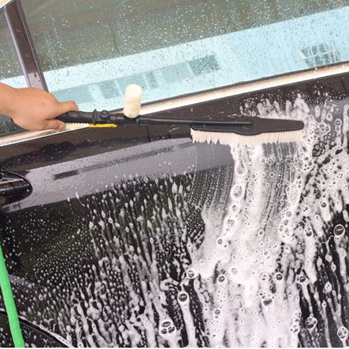 Chổi rửa xe đa năng