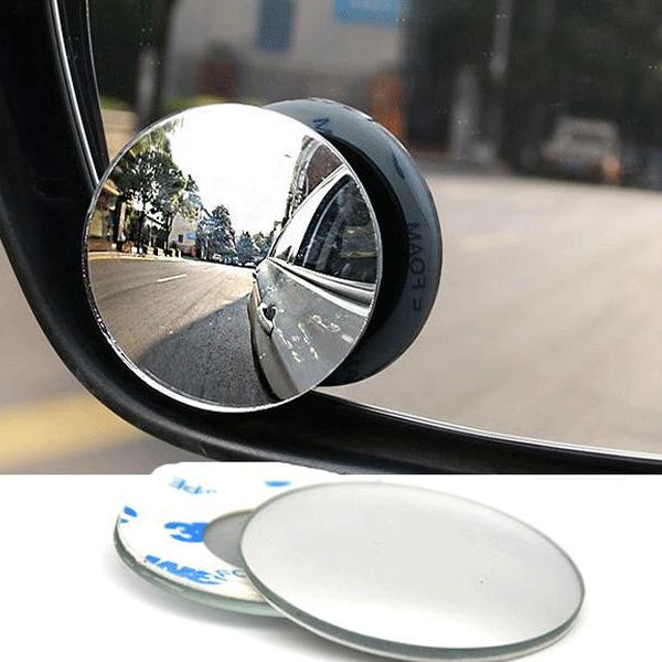 Bộ 2 gương cầu lồi dán kính chiếu hậu
