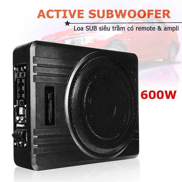 Loa Sub siêu trầm 600W