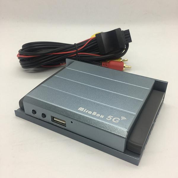 Bộ truyền dữ liệu từ điện thoại lên màn hình ô tô MIRABOX 5G HSM280