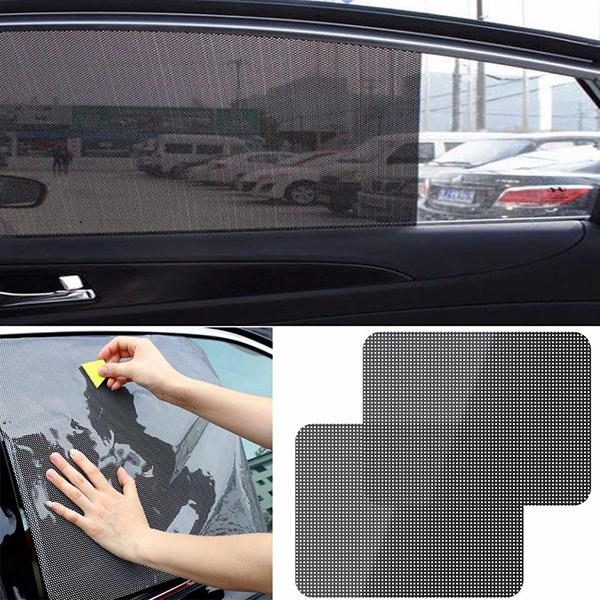 Rèm dán kính chống nắng ô tô