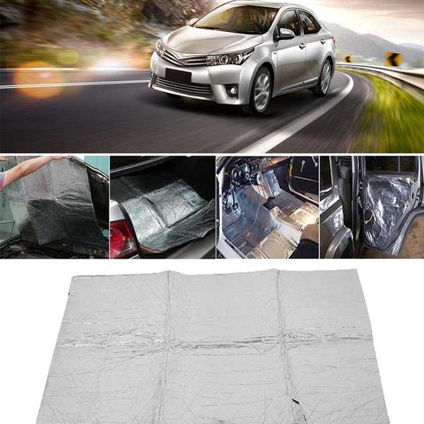 Tấm chống ồn cho xe ô tô