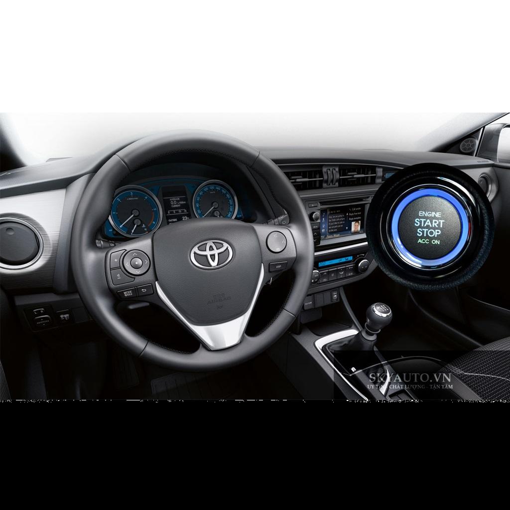 Bộ đề nổ từ xa Smart Start/Stop Engine cho cho xe Toyota