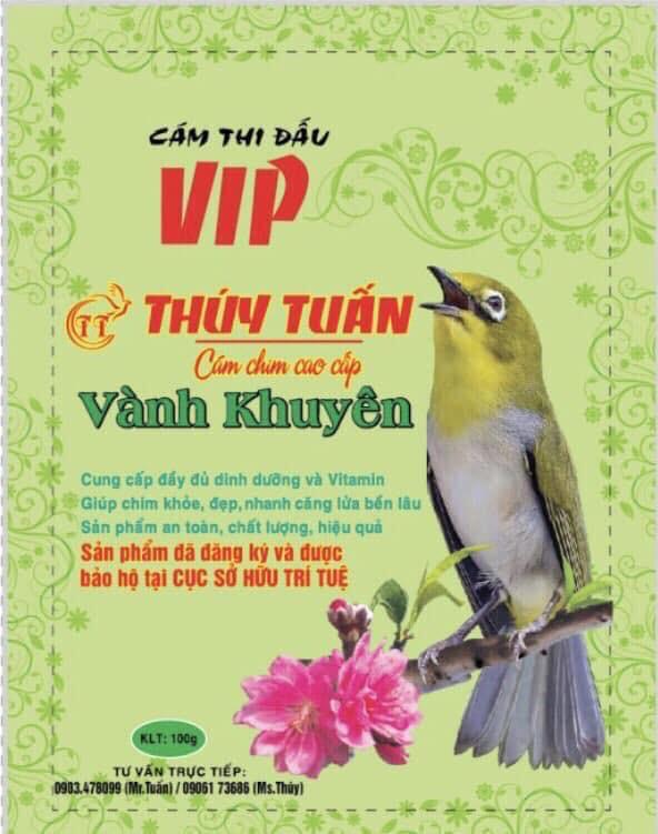 Cám khuyên VIP