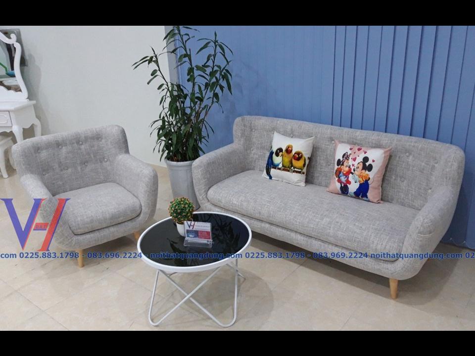 sofa nỉ quang dũng hải phòng