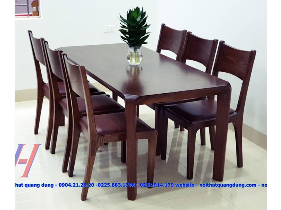 Bàn ghế ăn mặt đá CH622